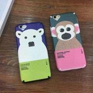 新作 大人気 MONKEY BEARスマホケース  iPhone6 iPhone6S Plus ケース カバー