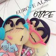 クレヨンしんちゃん スマホケース iPhone6 iPhone6S Plus ケース カバー