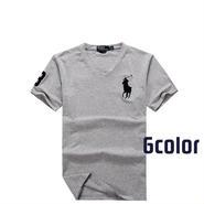人気定番半袖 polo ポロシャツ5COLOR 「PL-11」