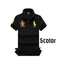 人気定番半袖 polo ポロシャツ5COLOR 「PL-10」