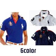 人気定番半袖 polo ポロシャツ6COLOR 「PL-07」
