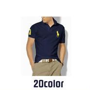 人気定番半袖 polo ポロシャツ20COLOR 「PL-05」