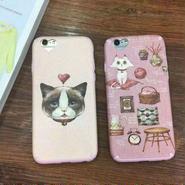 新作 大 ネコ スマホケース iPhone6 iPhone6S Plus ケース