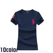 人気定番半袖 メンズ レディース polo ポロシャツ 10COLOR「PL-04」