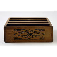 WOODEN POSTCARDS NATURAL BOX