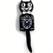Kit Cat Clock キットキャットクロック・ブラック