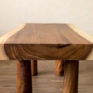 モンキーポッド 1枚板センターテーブル S