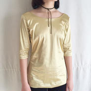 WOTA original Shiny tops /yellowgold