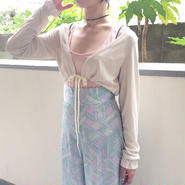 Remake sheer cardigan