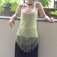 Remake  crochet top
