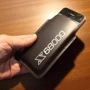 本革 i phone ケース