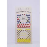 BOOK-MATCH CARD BMC671