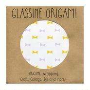 GLASSINE ORIGAMI bow