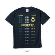 LUZ e SOMBRA TRIPLE GRADATION PRA-SHIRT【NVY】