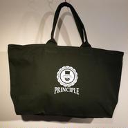 PRINCIPLE Zip Tote Bag
