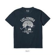 LUZ e SOMBRA CARNAVAL TOUR T-SHIRT【NVY】