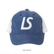 LUZ e SOMBRA LS B/B MESH CAP【NVYWHT】