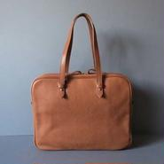 A4 rectangle bag ( brown )