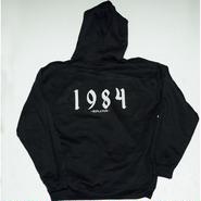 SECRET DUDE 1984 -RIPLAYER- Hoodie BK