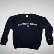 SECRET DUDE 13 Crew neck  Sweat NY