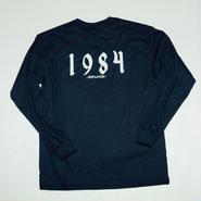 SECRET DUDE 1984 -RIPLAYER-  Long Sleeve NY