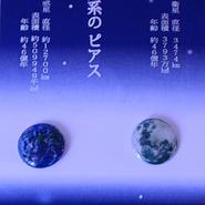 太陽系のピアス