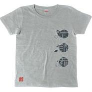 一張羅Tシャツ レディース