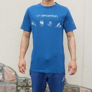 スポルティバ[SPORTIVA]エッセンシャルズTシャツ Men's