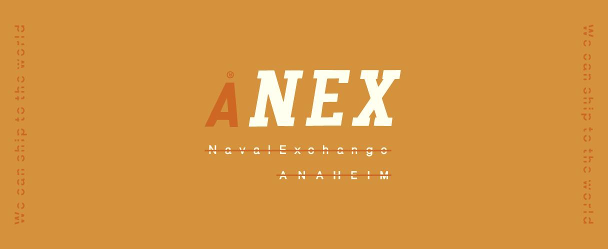 My ANEX SHOP
