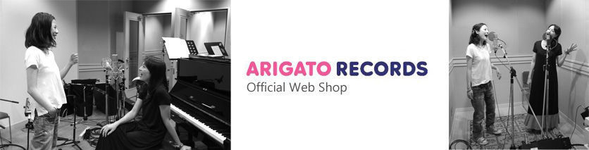 ARIGATO RECORDS official web shop
