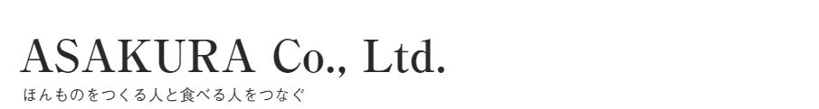 ASAKURA Co., Ltd.