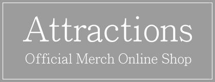 Attractions Official Merch Online Shop