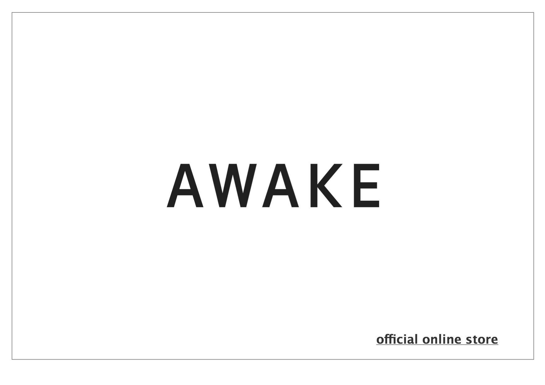 AWAKE  online_store