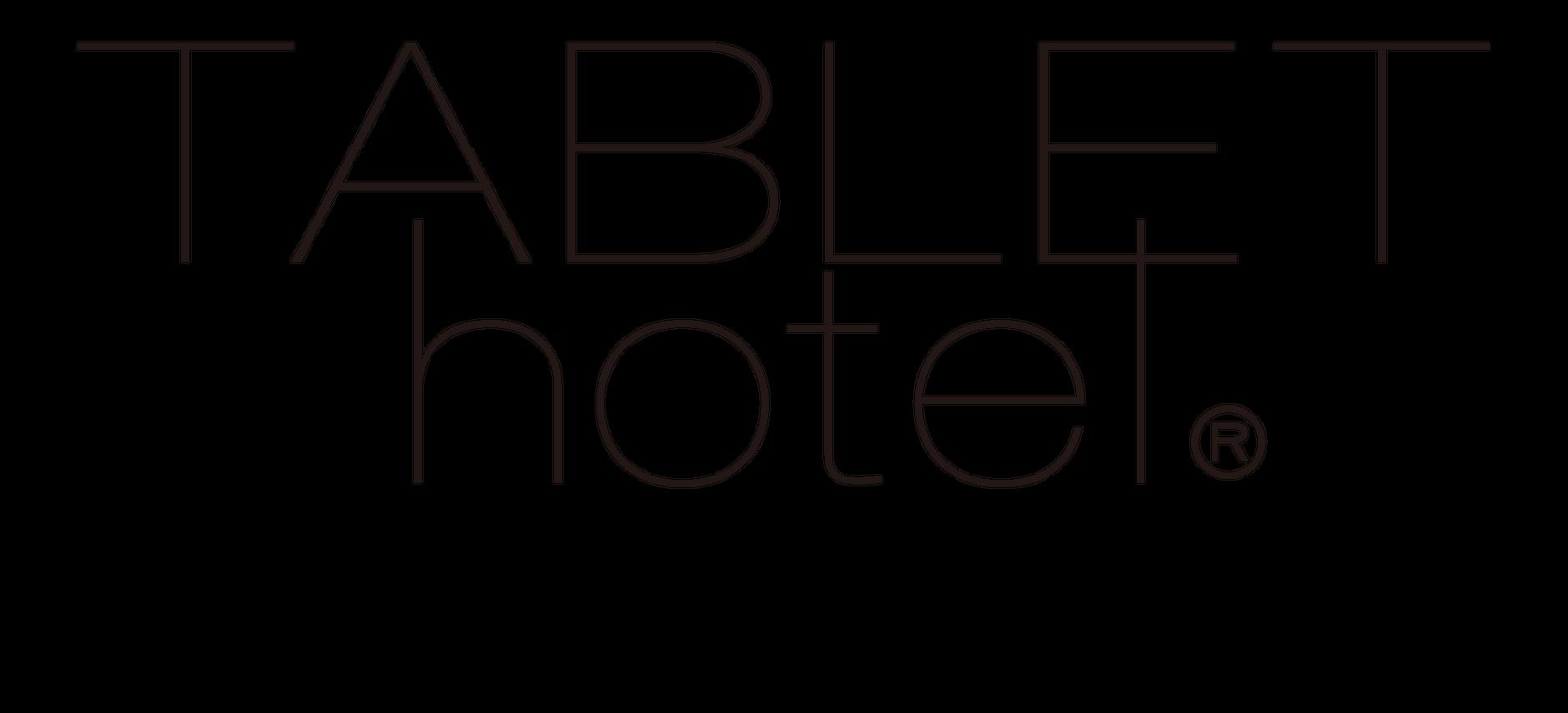 TABLET hotel.