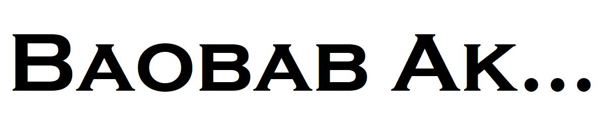 Baobab Ak...