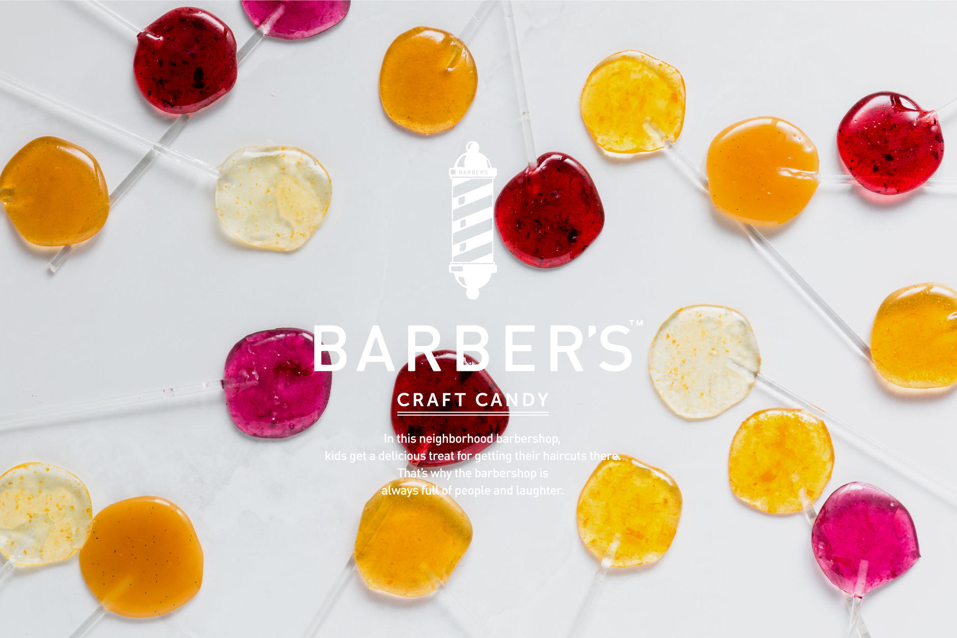 BARBER'S CRAFT CANDY STORE