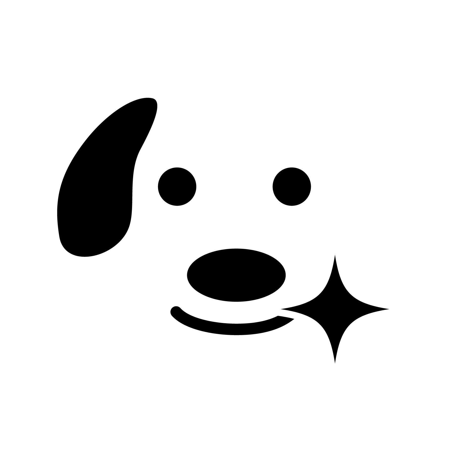 犬の歯キレイ