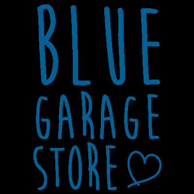 BLUE GARAGE STORE