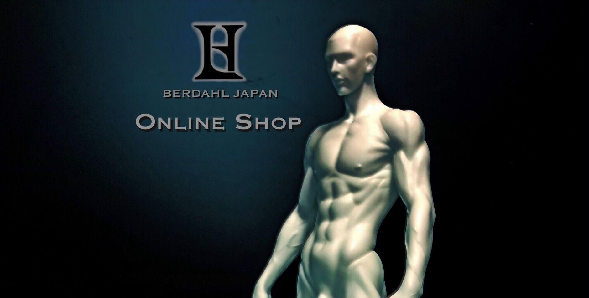 BERDAHL JAPAN  Online Shop