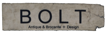 BOLT antique &brocante+design