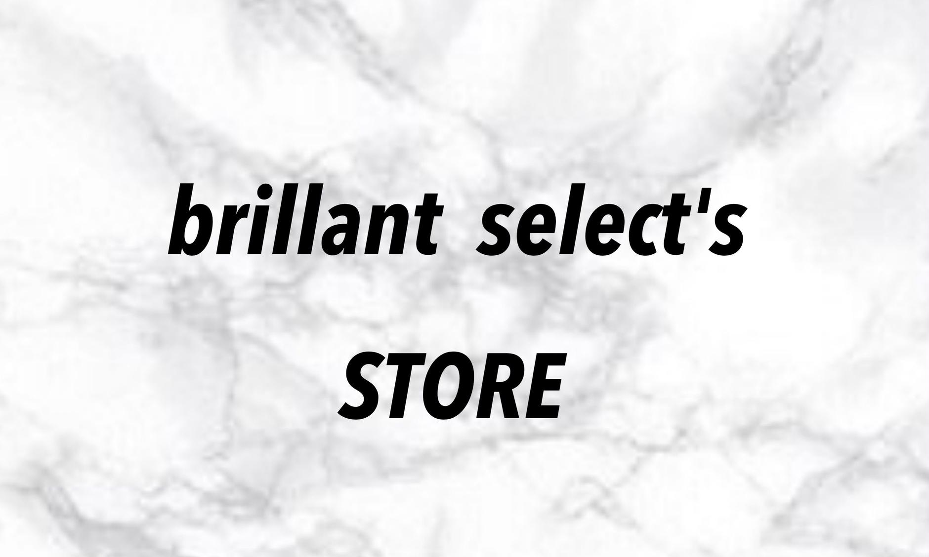 brillantselect's STORE