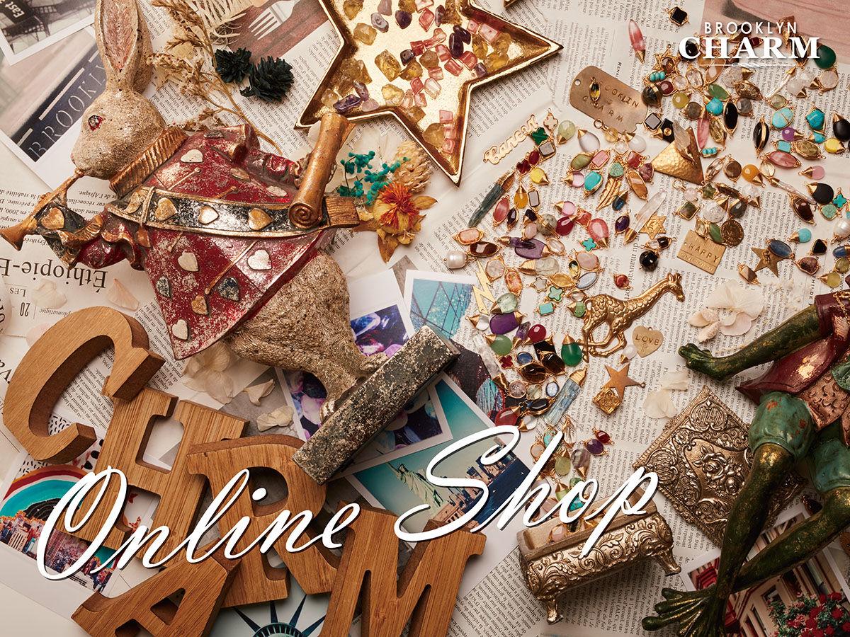 アクセサリーパーツ専門店|Brooklyn Charm (ブルックリンチャーム)  公式通販サイト