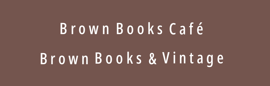 Brown Books Cafe/Brown Books & Vintage