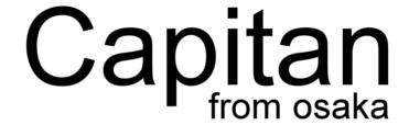 大阪のおしゃれなサッカー・フットサルグッズ通販|Capitan(カピタン)