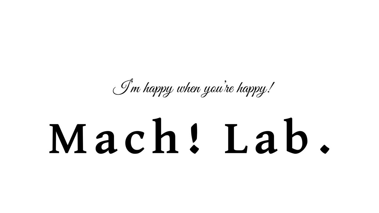 Mach! Lab.