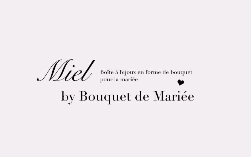 Miel by Bouquet de Mariée