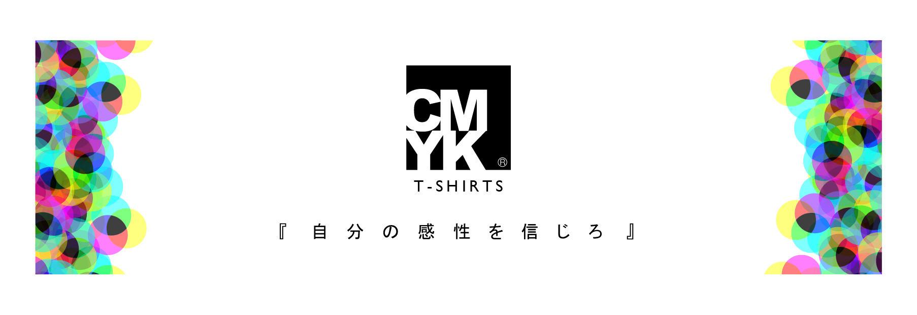 CMYKブランド Tシャツ