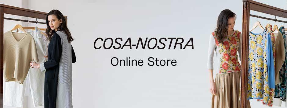 コーザノストラ  オンライン ストア l COSA-NOSTRA