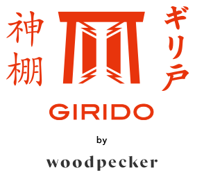 GIRIDO by woodpecker