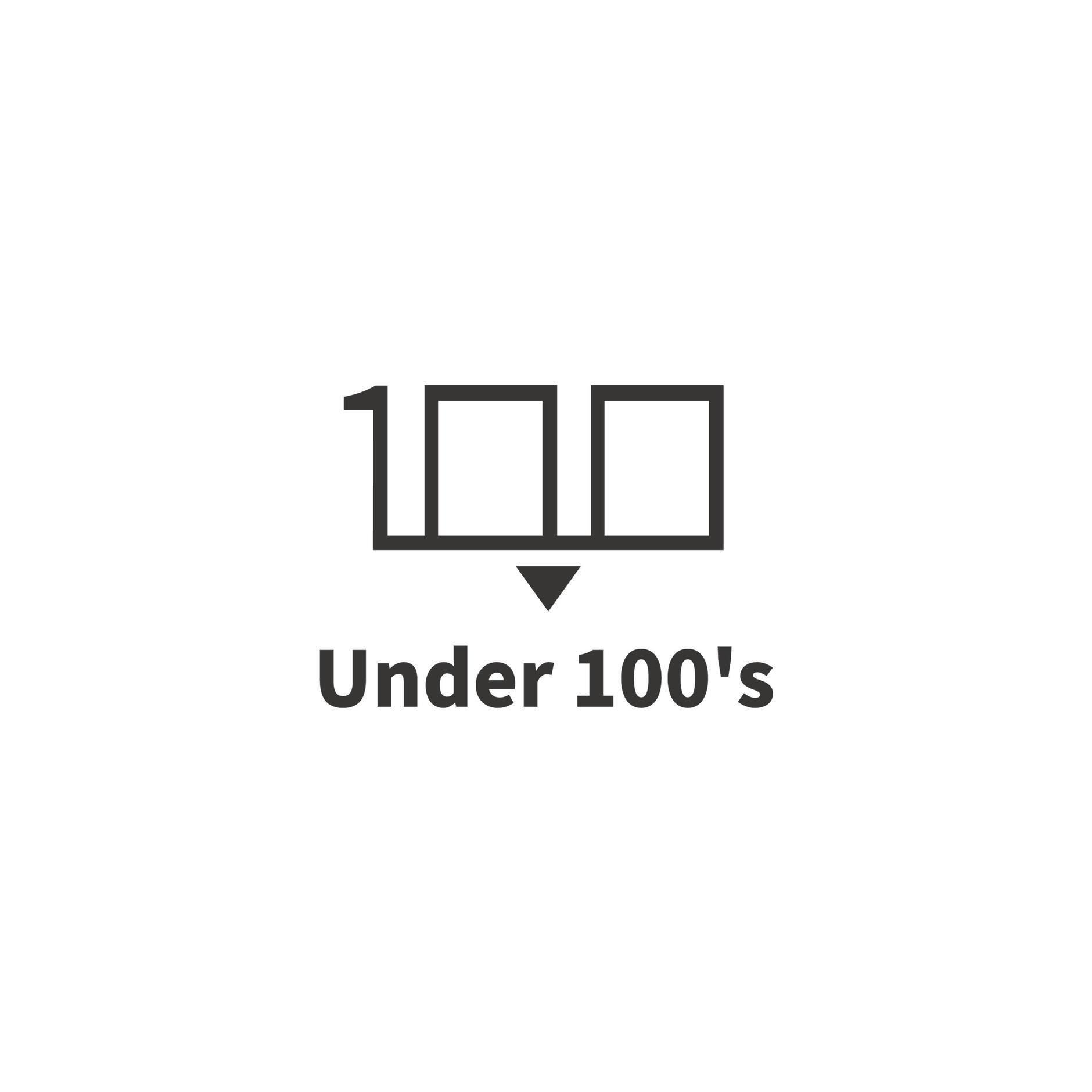 under100's-アンダーハンドレッズ